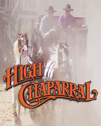 High Chaparral 1