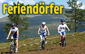 Feriendörfer in Schweden