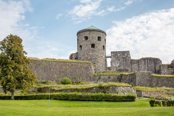 Burg in Bohus